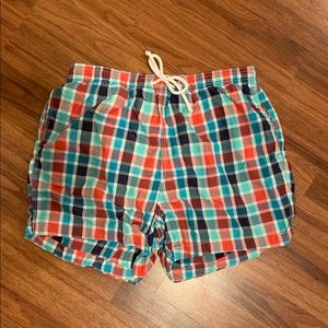 H&M men's swim trunks